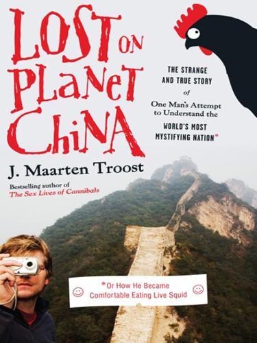 lost china