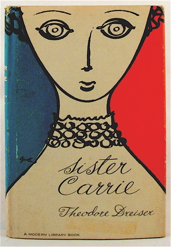book analysis about sister carrie Sister carrie has 32,146 ratings and 1,228 reviews nataliya said: theodore dreiser's sister carrie was the first real book i've ever read in english i.
